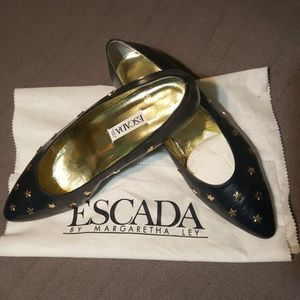 Vintage ESCADA shoes (Offers welcome) NWT
